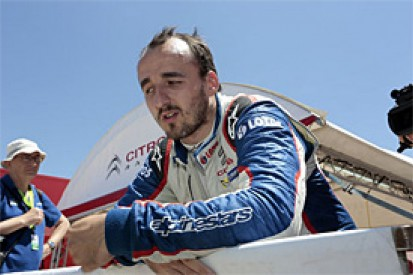 Robert Kubica gets factory WRC Citroen for Rally GB