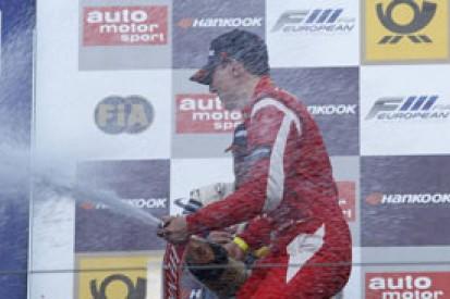 Vallelunga European F3: Raffaele Marciello sweeps to second win