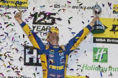 Brands Hatch BTCC: Jordan takes crown, Shedden wins tense finale