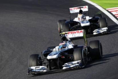 Valtteri Bottas criticises Pastor Maldonado over last-lap F1 move