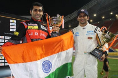 Chandhok, Karthikeyan to represent Team India in Race of Champions