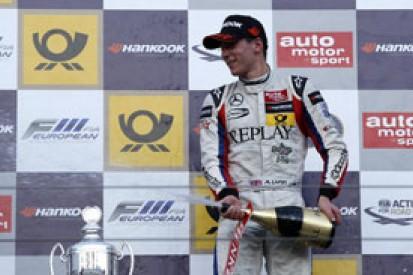 Vallelunga European F3: Lynn wins, Marciello out after grid drama