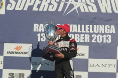Vallelunga Superstars: Morbidelli crowned champion as Berton wins