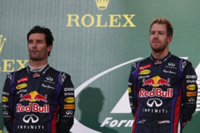 Japanese GP: Red Bull says Mark Webber three-stop the only option