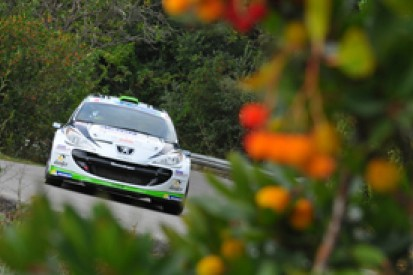 Sanremo ERC: Giandemenico Basso holds off Bryan Bouffier to win