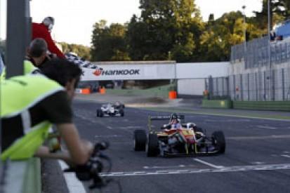 Vallelunga European F3: Raffaele Marciello wins opener, extends lead