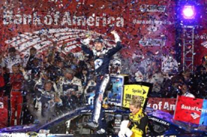 Charlotte NASCAR: Brad Keselowski scores first win of 2013