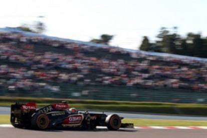 Japanese GP: Kimi Raikkonen plays down Grosjean qualifying deficit