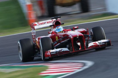 Japanese GP: Fernando Alonso focused on Mercedes, not title fight