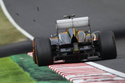 Japanese GP: Sauber says fuel vapour caused qualifying fire