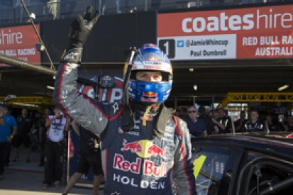 Bathurst V8s: Jamie Whincup claims pole for Triple Eight