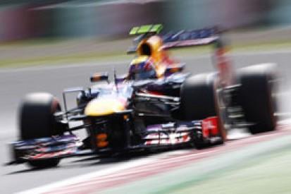 Japanese GP: Mark Webber beats Sebastian Vettel to pole