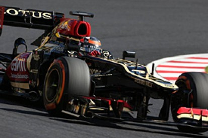 Japanese GP: Raikkonen upbeat about Lotus gains after F1 practice