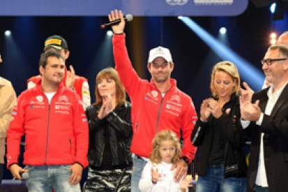 Sebastien Loeb to contest Condroz Rally with wife Severine