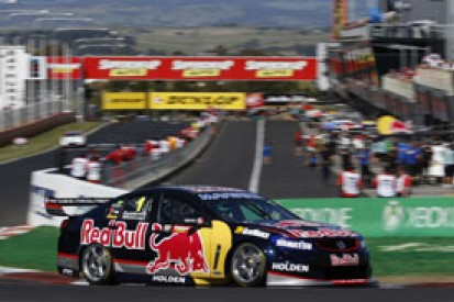 Bathurst V8s: Jamie Whincup sets pace ahead of qualifying shoot-out