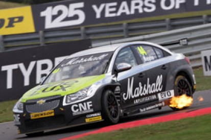 Andy Neate to miss 2013 BTCC Brands Hatch finale due to illness