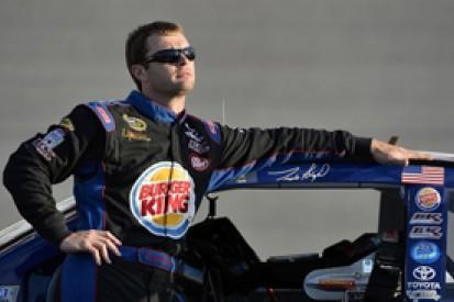 NASCAR monitoring Travis Kvapil situation after assault arrest