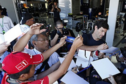 Mark Webber wants smooth end to F1 career