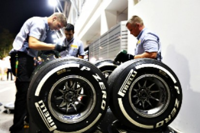 Pirelli reveals F1 tyre compound choices for final races of 2013