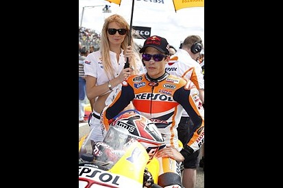 Marc Marquez given one penalty point for Dani Pedrosa Aragon clash