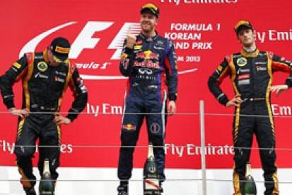 Romain Grosjean trusts Lotus over future F1 team orders