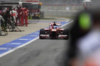 Ferrari reckons fuel saving could decide 2014 Formula 1 races
