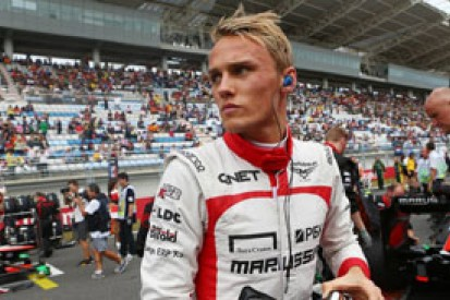 Max Chilton confident he will be on 2014 F1 grid