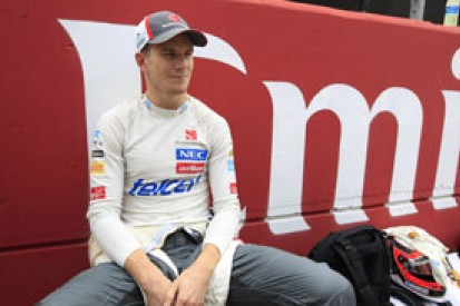 Lotus says Nico Hulkenberg's weight not a barrier to 2014 F1 move