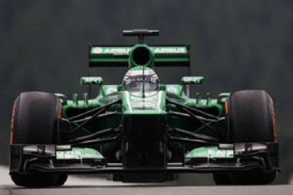 Heikki Kovalainen handed F1 Japan Friday practice role by Caterham