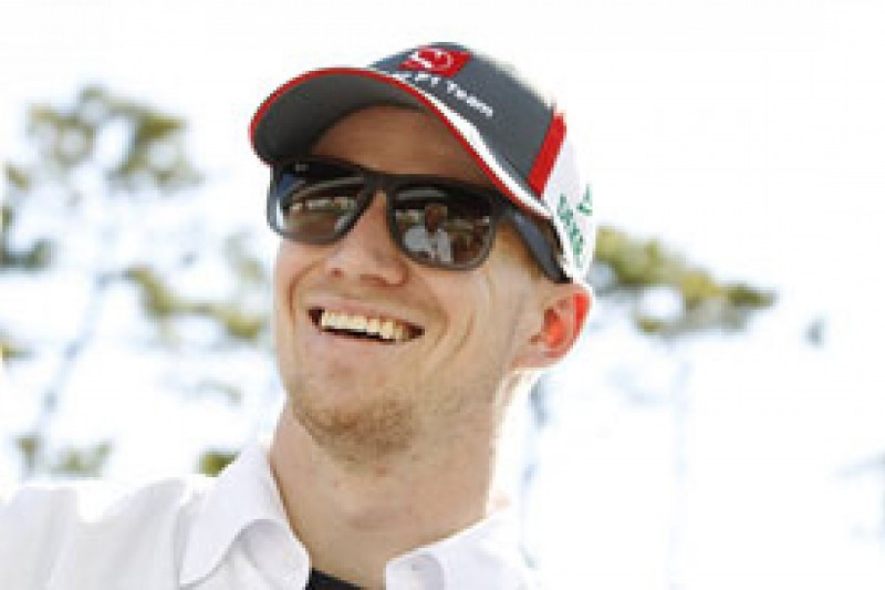 Nico Hulkenberg gives Lotus deadline over potential 2014 F1 move