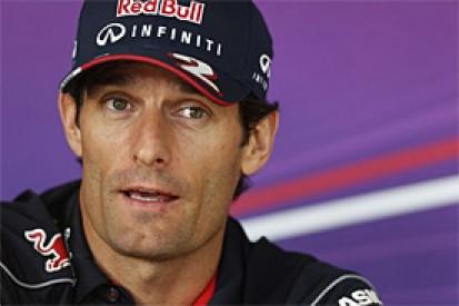 Mark Webber to get first Porsche LMP1 test in January