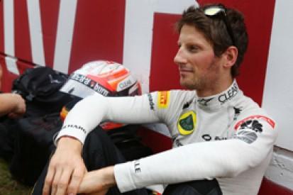 Lotus welcomes Romain Grosjean's Korean GP team order ruling anger