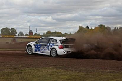 European Rallycross champions Nitiss, Tohill get Supercar test