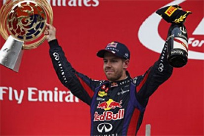 Red Bull boss Horner says Vettel one of F1's greats already