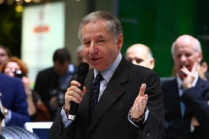 Jean Todt launches FIA election campaign
