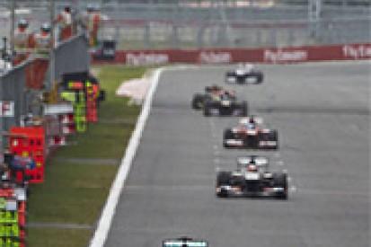 Hamilton defends Mercedes strategy call during Korean GP