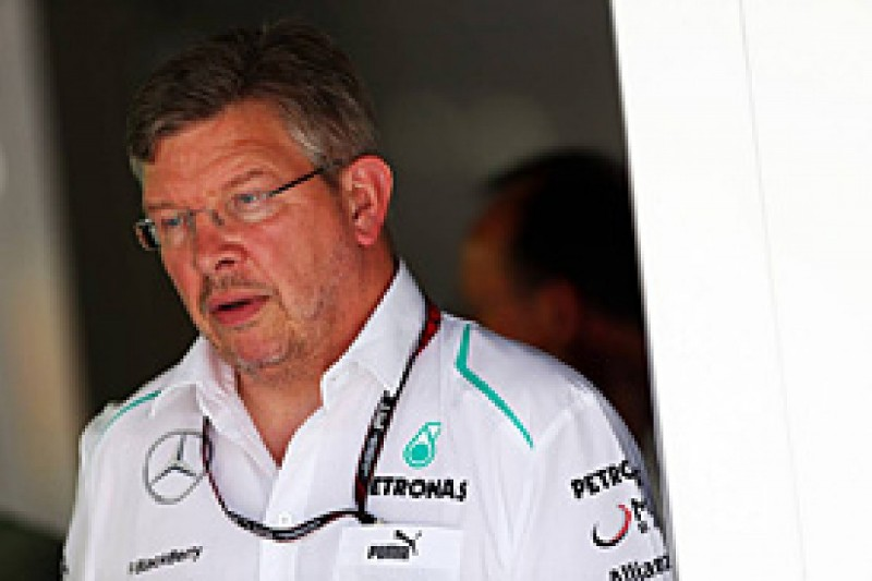 Lauda wants Brawn to stay at Mercedes F1 team amid speculation