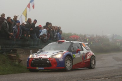 WRC France: Robert Kubica reclaims WRC 2 points lead