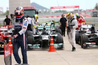 Korean GP: Nico Hulkenberg says Sauber punched above weight
