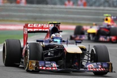Korean GP: Brake problem to blame for Toro Rosso's retirements