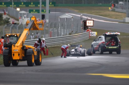 Korean GP: FIA admits it made Mark Webber fire truck call