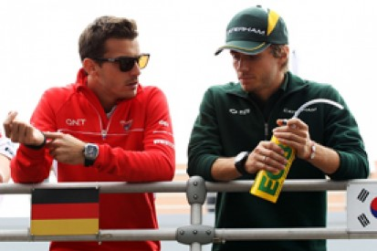 Jules Bianchi, Charles Pic to get grid penalties after reprimands