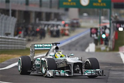 Korean GP: Mercedes to investigate Rosberg's issue