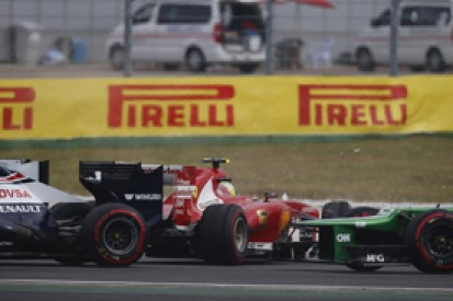 Korean GP: Felipe Massa says early spin was to avoid Nico Rosberg