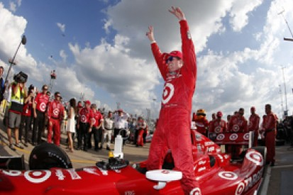 Houston IndyCar: Scott Dixon's win transforms title battle