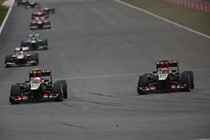 Korean GP: Romain Grosjean downplays Lotus radio controversy