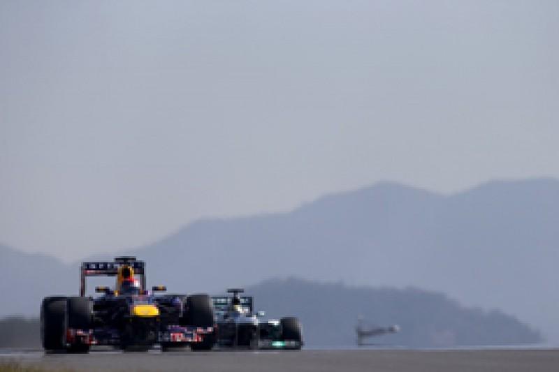 Korean GP: final grid line-up