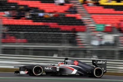 Korean GP: Nico Hulkenberg reckons Sauber's pace is genuine