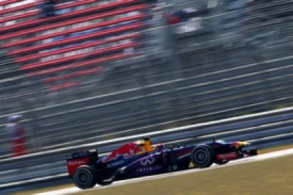 Korean GP: Sebastian Vettel and Red Bull on top in final practice