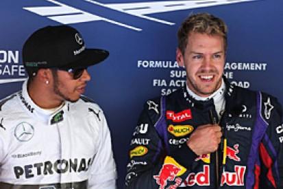 Korean GP: Lewis Hamilton still hopeful of beating Sebastian Vettel